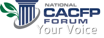 National CACFP Forum