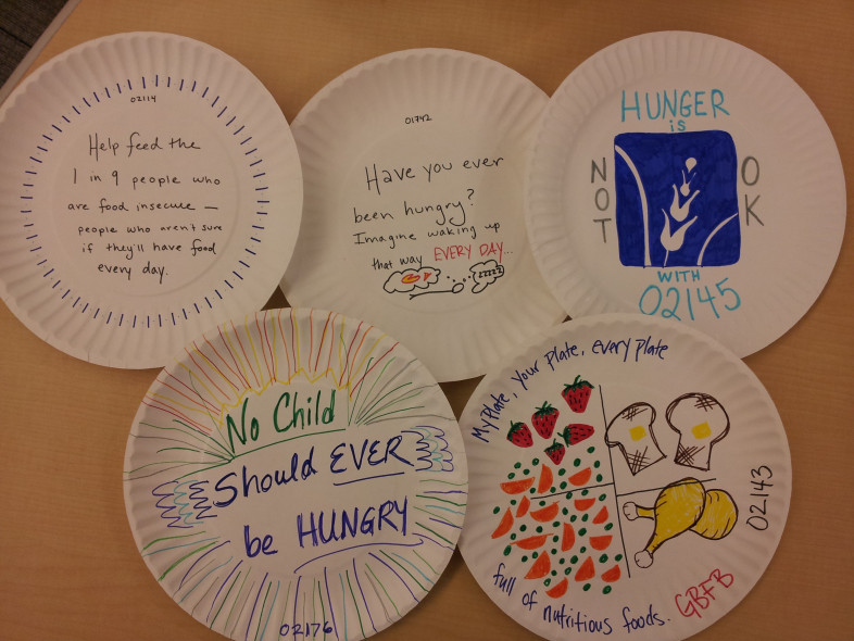 Picture & Paper Plate Campaign - National CACFP Forum